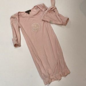 Barefoot Dreams Baby Sleeping Gown - 3-6 months